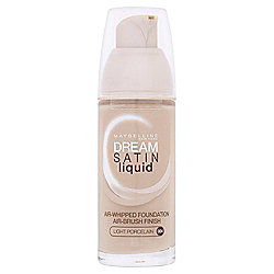 Maybelline Dream Satin Liquid Foundation 004 Porcelain