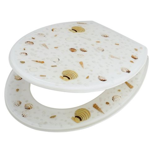 Tesco Shells Toilet Seat