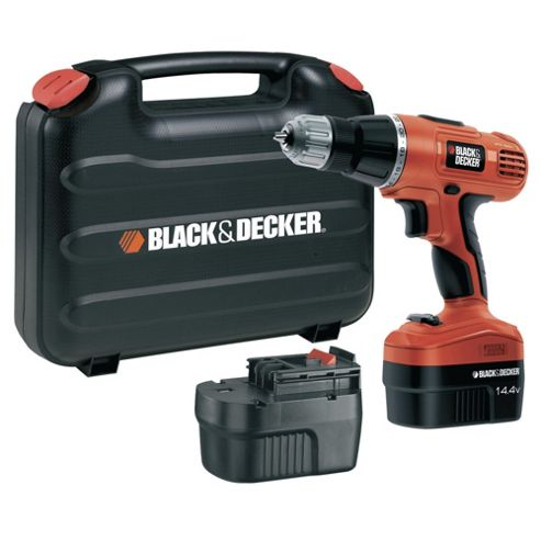 Black & Decker 14V Hammer 2 Batt Kit Box EPC148BK