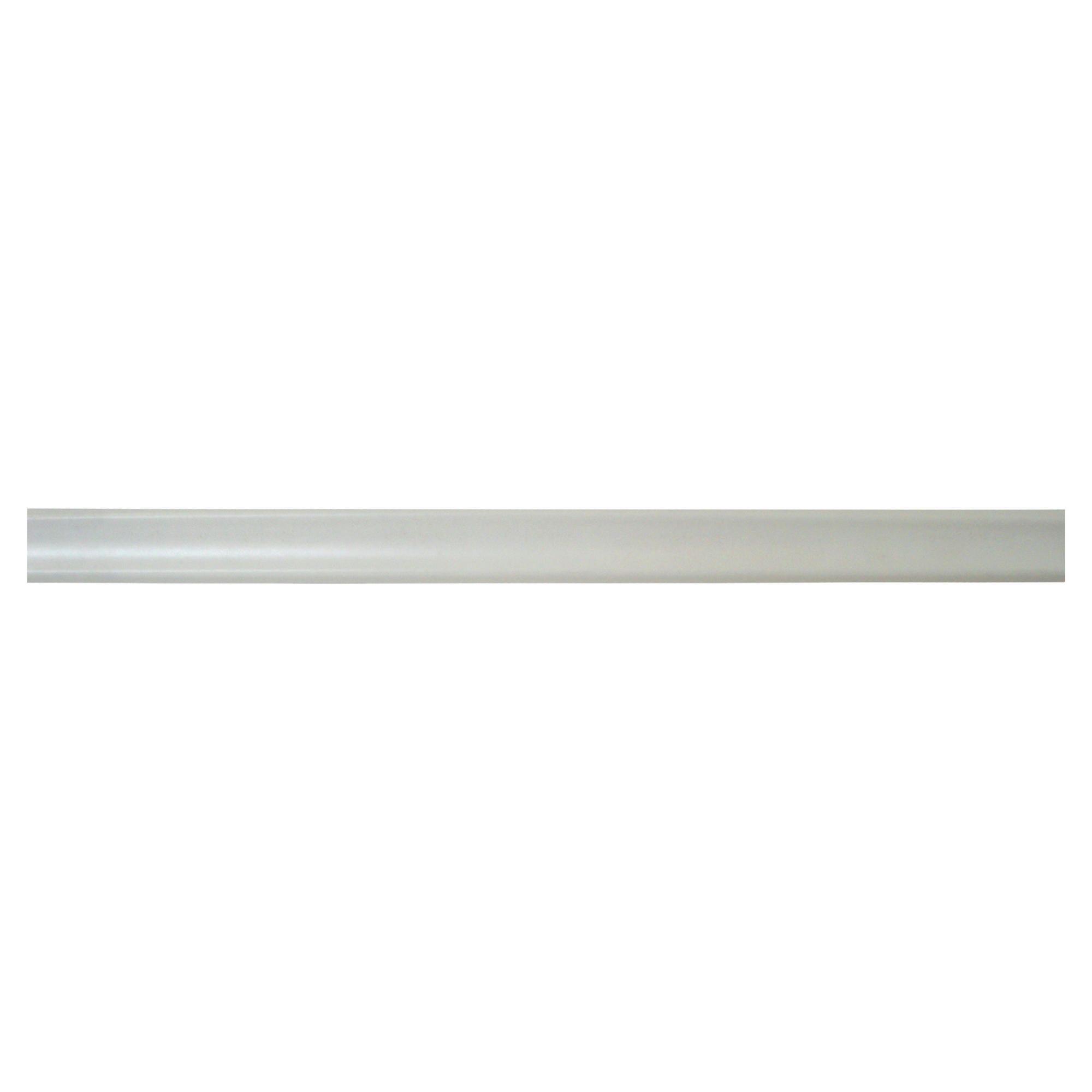 Westco Laminate Floor Trim Scotia 2m White