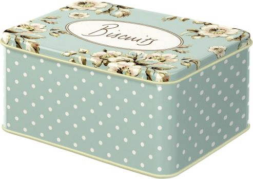 Creative Tops Katie Alice Cottage Flower Rectangular Nesting Tins (Set of 2)