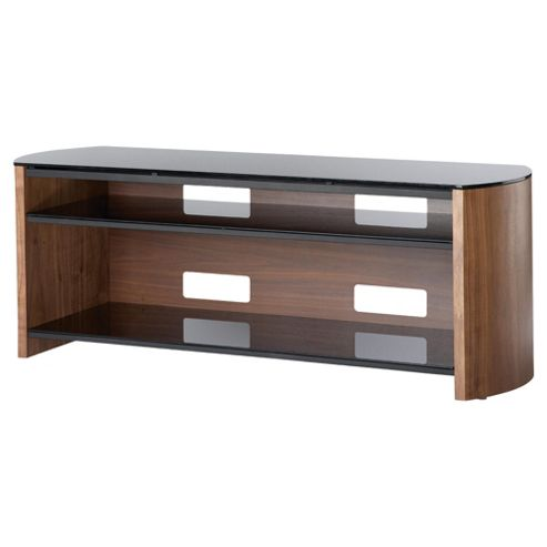 Alphason 60 TV Stand/Cabinet Finewoods FW1350-W/B - Black