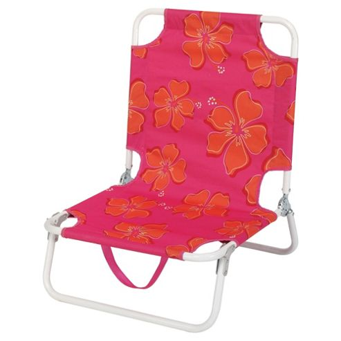 Shorty Festival Chair, Pink Floral