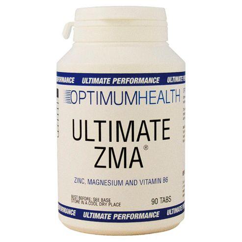 Optimum Health Ultimate ZMA 90 x 800mg Tabs