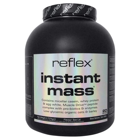 Reflex Nutrition Instant Mass 2.73kg Chocolate