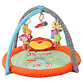 Tesco Brights Jungle Baby Activity Play Gym