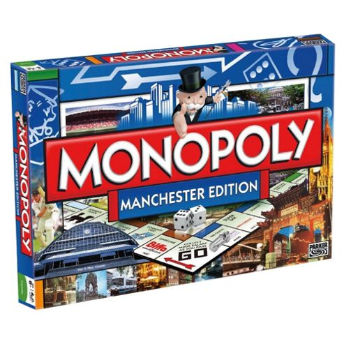 Monopoly Manchester
