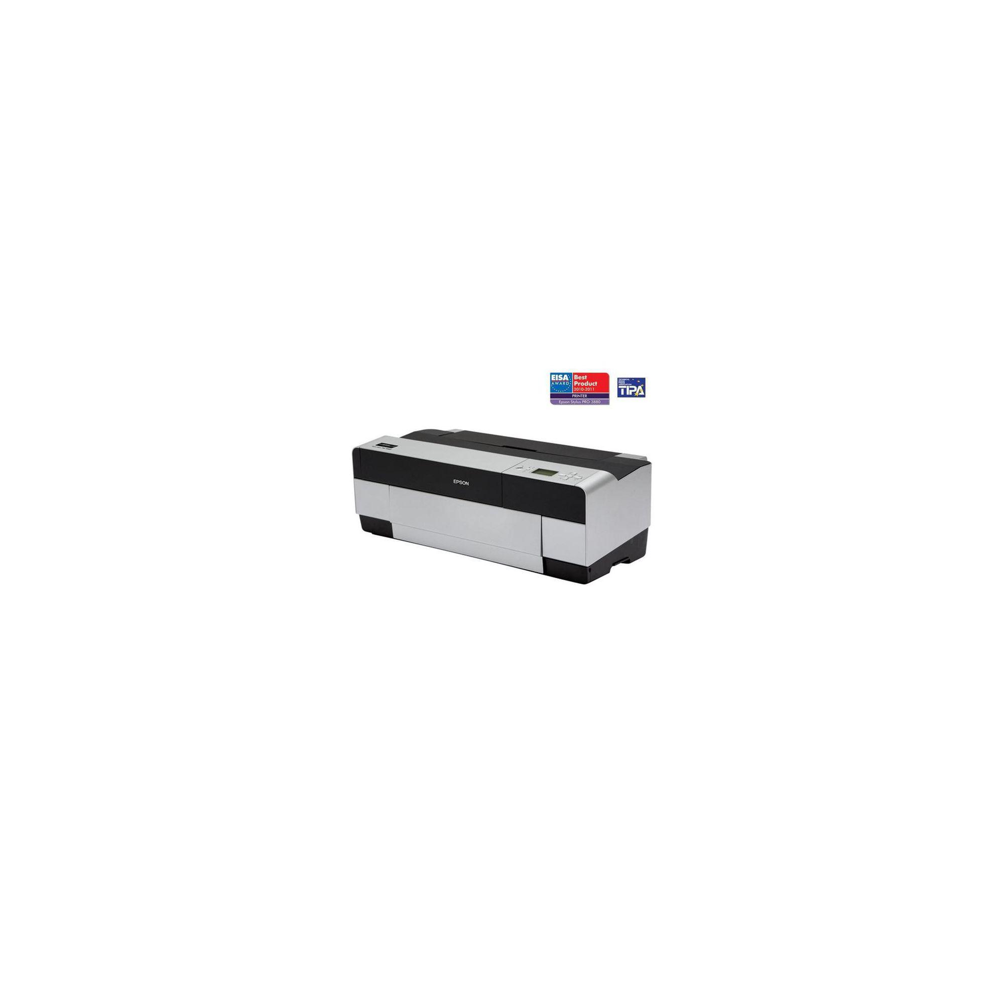 Epson Stylus Pro 3880 Colour Desktop Wide Format Inkjet Printer at Tesco Direct