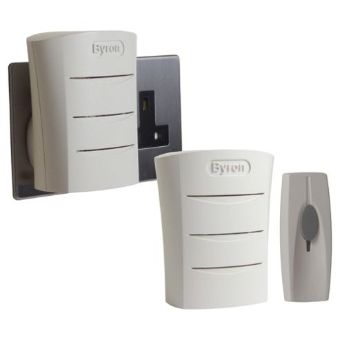 Byron portable wireless door chime