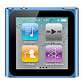 Apple MC526QB/A iPod Nano 16GB 6th Generation - Blue