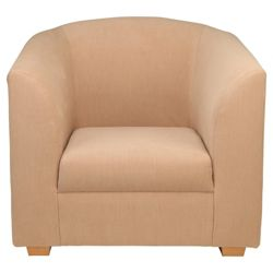 Stonebridge Armchair Fabric, Natural