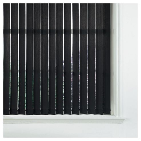 Sunflex Vertical Blind 183X137, Black