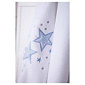 Clair de lune Stardust Blanket, Blue