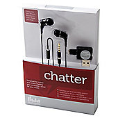 Radiopaq Chatter 3 in 1 Headphones for iPhone and Skype