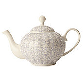 Maxwell & Williams Cashmere Teapot in Charming Bluebells, 1.5 Litre