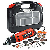 Black & Decker Rotary Multitool kitbox RT650KA