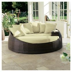Padstow Day Bed, Brown