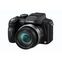 Panasonic Lumix FZ45 14.1MP Digital Camera - Black (3.0 inch TFT LCD Display, LEICA DC Lens with 25mm Wide-angle and 24x Optical Zoom)