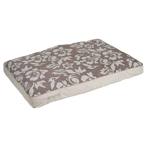 Scruffs Heritage pet bed cream