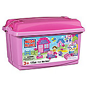 Mega Bloks Mini Brick Tub Pink