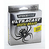 Spiderwire Ultracast Invisi Braid - 300 Yards 6lb