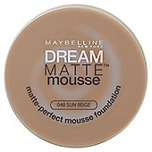 Maybelline Dream Matte Mousse Foundation Sun Beige