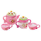 Summer Infant Pink Tea Party Bath Set
