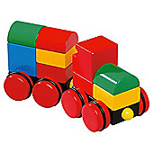 Brio Magnetic Stacking Train, wooden toy