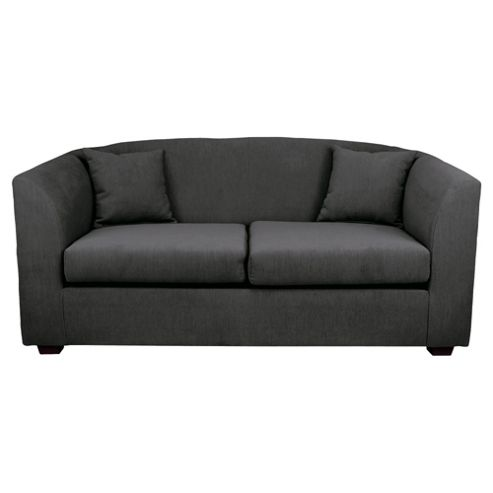 Stonebridge Fabric Sofa Bed, Graphite