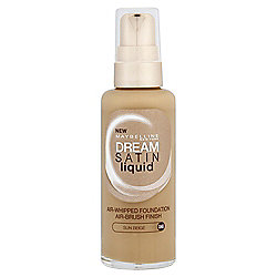 Maybelline Dream Satin Liquid Foundation 048 Sun Beige