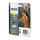 Epson T1304 printer ink cartridge - Yellow