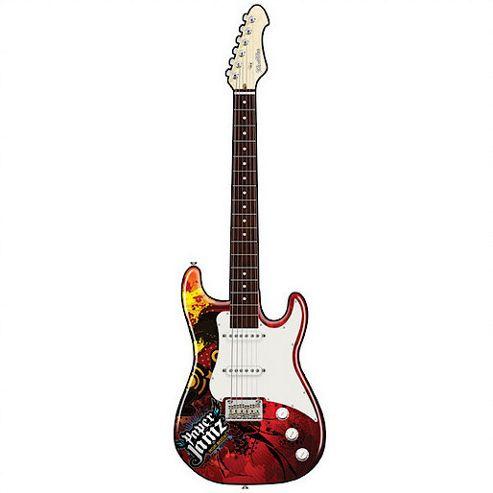 Paper Jamz Guitar Rock 2 - 8 Years