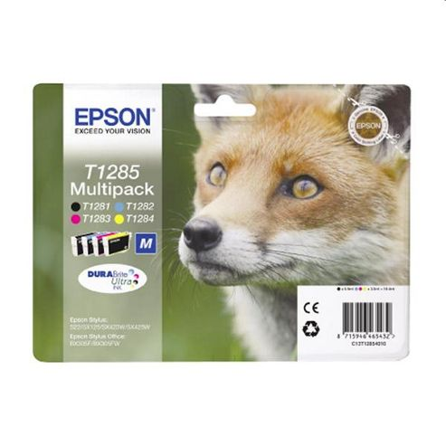 Epson T1285 printer ink cartridge - Multipack