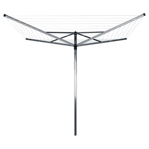 Brabantia Top Spinner Rotary Airer, 50M