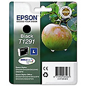 Epson T1291 Printer Ink Cartridge - Black