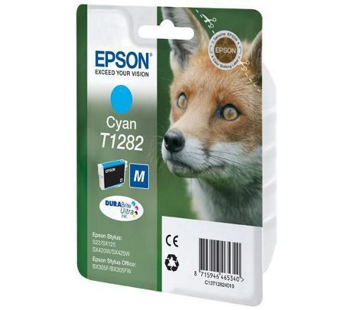 Epson T1282 Printer Ink Cartridge - Cyan