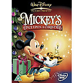 Mickey'S Once Upon A Christmas (Animated)