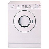 Indesit IS 31 V Vented free-standing Tumble Dryer, 3 kg Load, D Energy Rating. White