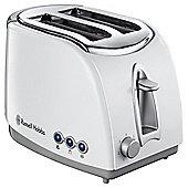 Russell Hobbs 18047 2-Slice Toaster - White
