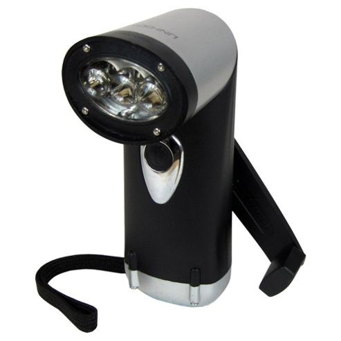 Uni-Com Wind-Up Waterproof Torch
