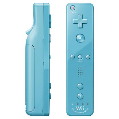 Nintendo Wii Remote Plus - Blue