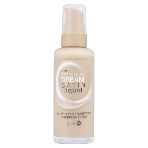 Maybelline Dream Satin Liquid Foundation 030 Sand