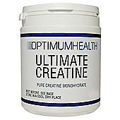 Optimum Health Creatine Monohydrate 500g