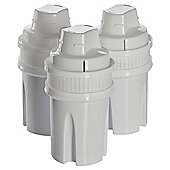 Tesco Water Filter Cartridges, 3 Pack