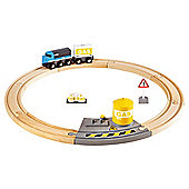 Brio Freight Circle Set, wooden toy