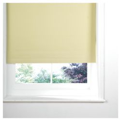 Thermal Blackout Blind 60cm, Mustard