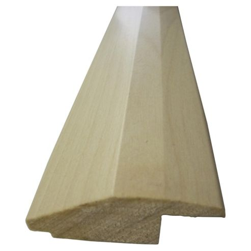Westco real wood floor trim reducer birch