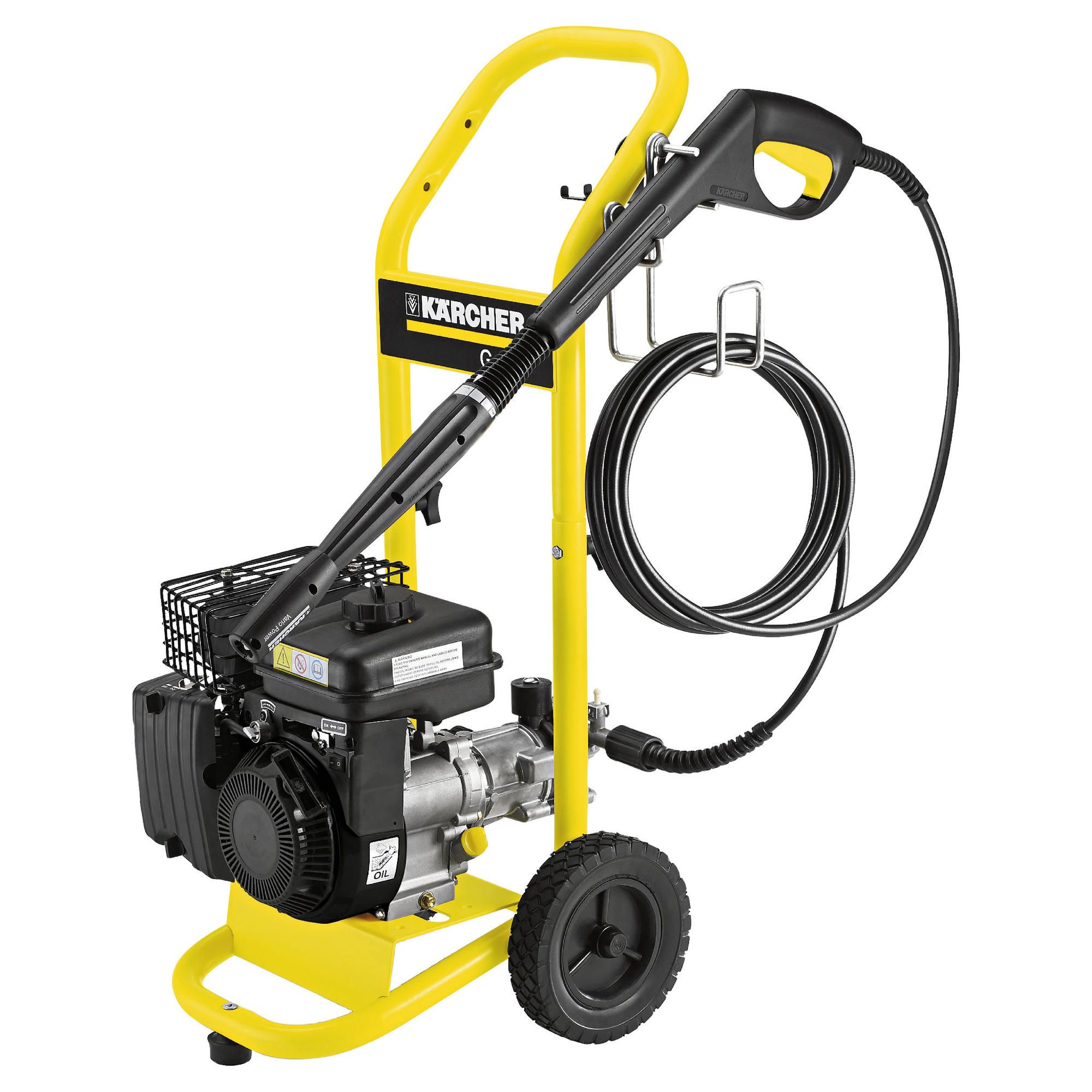 Karcher G4.10 Petrol Pressure Washer at Tesco Direct
