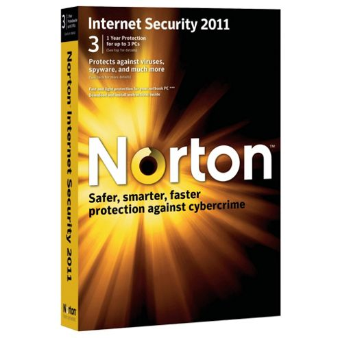 Norton Internet Security 3 user 2011