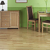 Westco Glueless 3 Strip Natural Oak - Pack Size 1.39m2